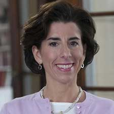 Gina M. Raimondo