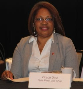 Representative Grace Diaz